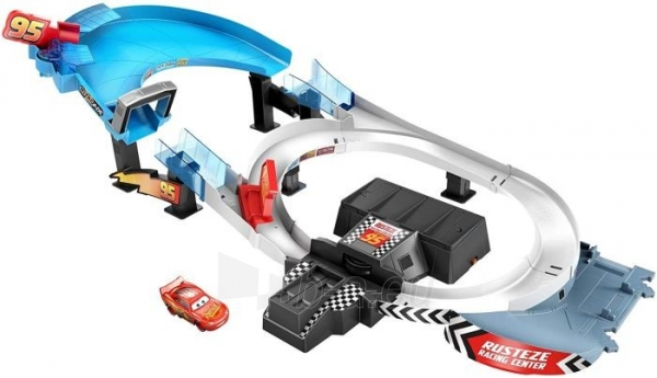 Automobilių trąsa GNW06 Disney Pixar Cars: Rusteze Double Circuit Speedway Paveikslėlis 3 iš 6 310820230585