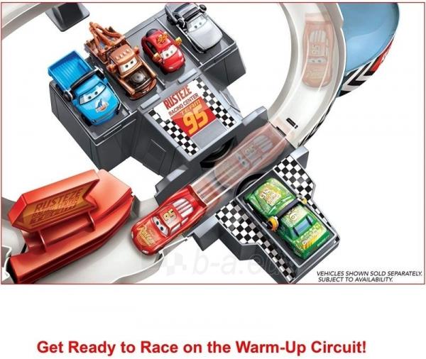 Automobilių trąsa GNW06 Disney Pixar Cars: Rusteze Double Circuit Speedway Paveikslėlis 5 iš 6 310820230585