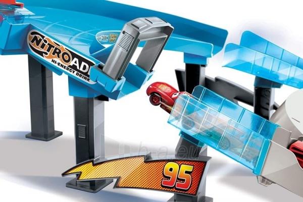 Automobilių trąsa GNW06 Disney Pixar Cars: Rusteze Double Circuit Speedway Paveikslėlis 6 iš 6 310820230585