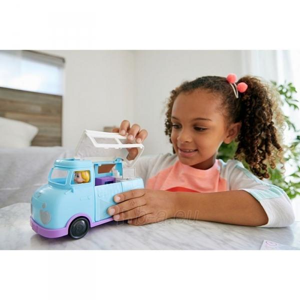 Automobiliukas FTP74 Polly Pocket®Glamping Van Paveikslėlis 1 iš 6 310820230701