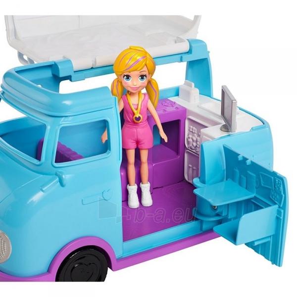 Automobiliukas FTP74 Polly Pocket®Glamping Van Paveikslėlis 3 iš 6 310820230701