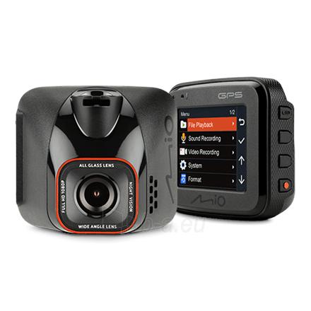 Autoregistratorius Mio DVR MiVue C570 DVR Full HD 1080p, Movement detection technology Paveikslėlis 1 iš 5 310820222988