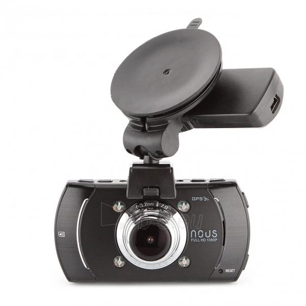 Autoregistratorius Nous NF6 DVR Full HD Paveikslėlis 1 iš 1 310820013022