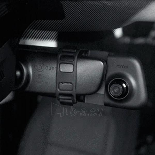 Autoregistratorius Xiaomi 70mai Rearview Dash Cam Wide (Midrive D07) Paveikslėlis 7 iš 9 310820225905
