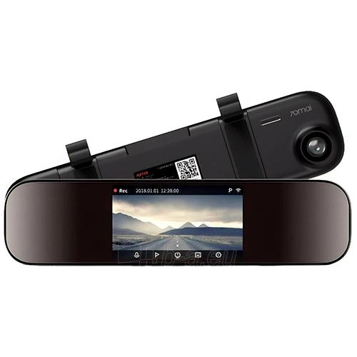 Autoregistratorius Xiaomi 70mai Rearview Mirror Dash Cam (Midrive D04) Paveikslėlis 1 iš 5 310820225904