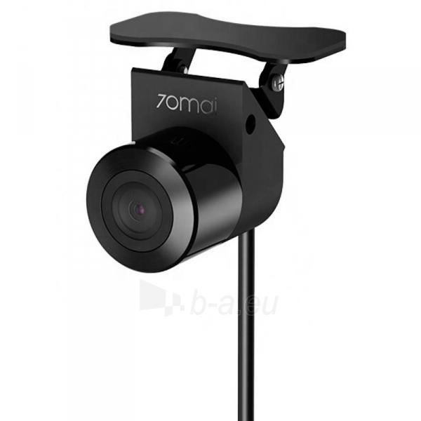 Autoregistratorius Xiaomi 70mai Reverse Camera HD (Midrive RC04) Paveikslėlis 1 iš 3 310820233483