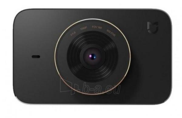 Autoregistratorius Xiaomi Mi Dash Cam 1S black (MJXCJLY02BY) Paveikslėlis 1 iš 1 310820191700