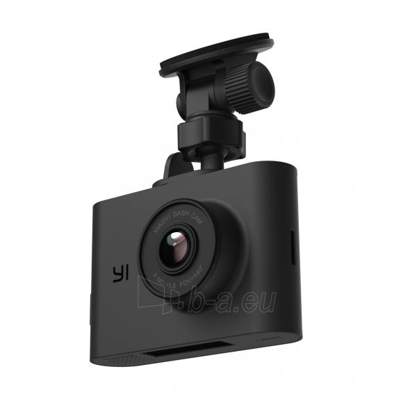 Autoregistratorius Xiaomi Yi Dash Cam - Nightscape black (YCS.2A19) Paveikslėlis 1 iš 9 310820232133