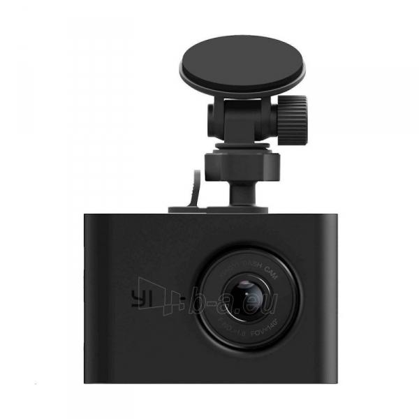 Autoregistratorius Xiaomi Yi Dash Cam - Nightscape black (YCS.2A19) Paveikslėlis 3 iš 9 310820232133