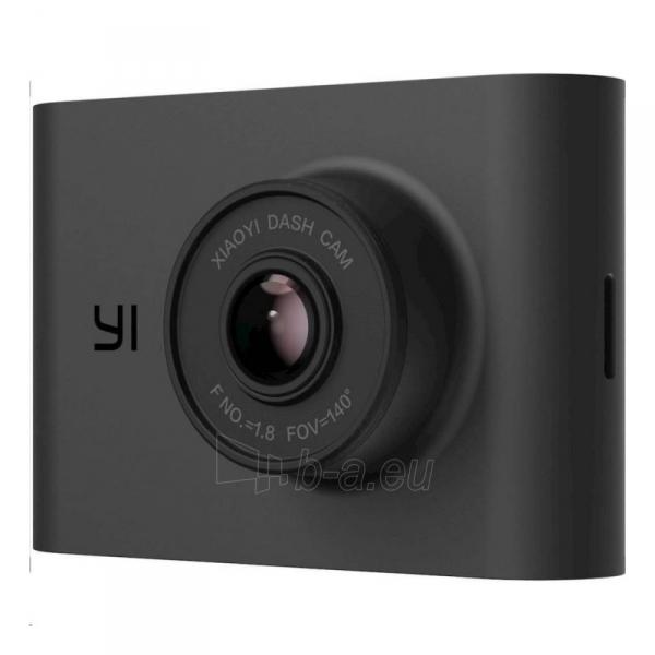 Autoregistratorius Xiaomi Yi Dash Cam - Nightscape black (YCS.2A19) Paveikslėlis 4 iš 9 310820232133