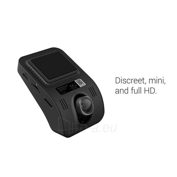 Autoregistratorius Xiaomi Yi Mini Dash Camera (YCS.1B18) Paveikslėlis 2 iš 7 310820167542