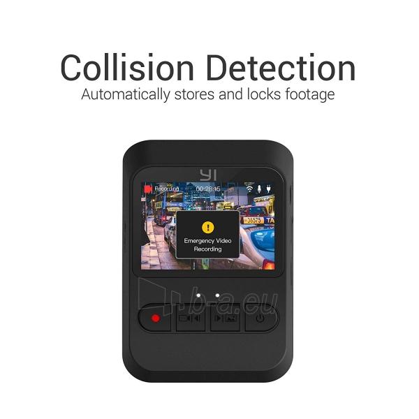 Autoregistratorius Xiaomi Yi Mini Dash Camera (YCS.1B18) Paveikslėlis 3 iš 7 310820167542