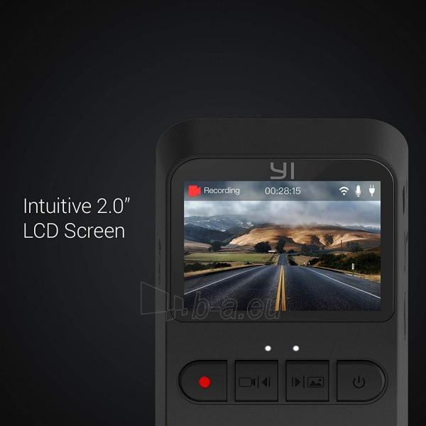 Autoregistratorius Xiaomi Yi Mini Dash Camera (YCS.1B18) Paveikslėlis 5 iš 7 310820167542