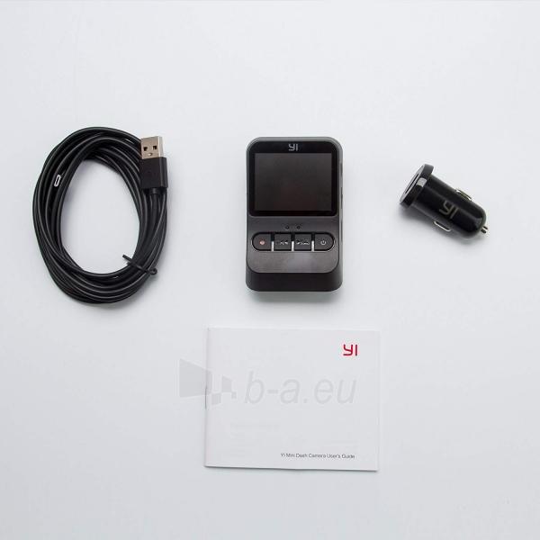 Autoregistratorius Xiaomi Yi Mini Dash Camera (YCS.1B18) Paveikslėlis 7 iš 7 310820167542
