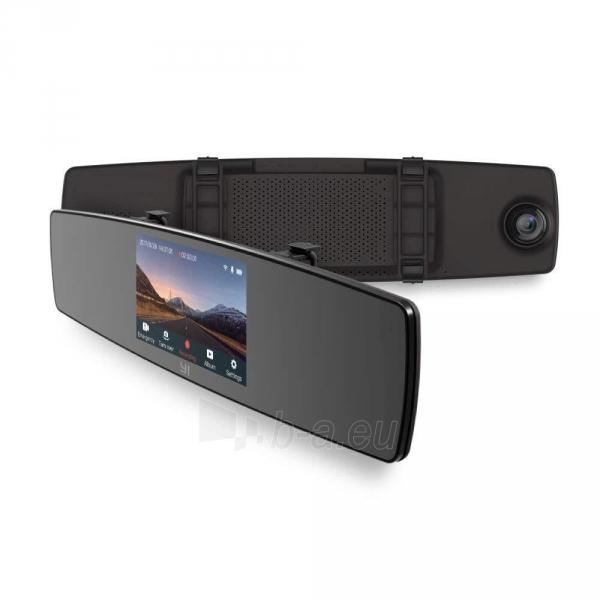 Autoregistratorius Xiaomi Yi Mirror Dash Camera (YCS.1C17) USED Paveikslėlis 1 iš 6 310820230258