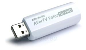 AVerMedia skaitmeninis TV imtuvas, AVerTV Volar HD Pro, DVB-T, HDTV, USB 2.0 Paveikslėlis 2 iš 2 250227000251
