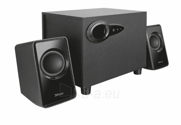 Avora 2.1 USB Subwoofer Speaker Set Paveikslėlis 1 iš 1 250255800509