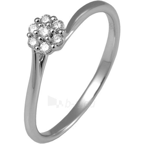 Avro Diamonds ring RGDIA100 (Dydis: 61 mm) Paveikslėlis 1 iš 1 310820017478