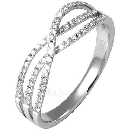 Avro Diamonds ring RGDIA102 (Dydis: 61 mm) Paveikslėlis 1 iš 1 310820017481