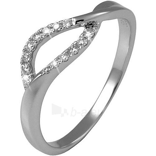 Avro Diamonds žiedas RGDIA104 (Dydis: 59 mm) Paveikslėlis 1 iš 1 310820017483