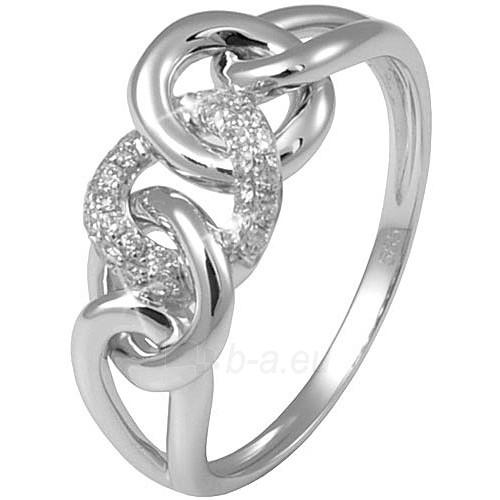 Avro Diamonds žiedas RGDIA108 (Dydis: 59 mm) Paveikslėlis 1 iš 1 310820017490