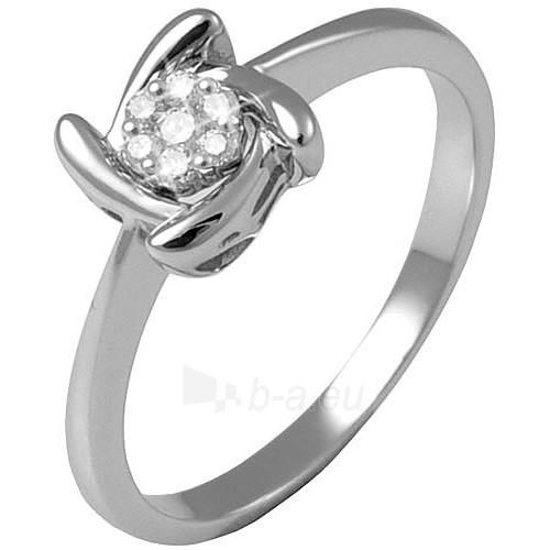 Avro Diamonds ring RGDIA109 (Dydis: 57 mm) Paveikslėlis 1 iš 1 310820017493