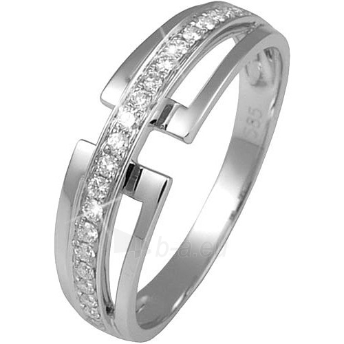 Avro Diamonds žiedas RGDIA111 (Dydis: 59 mm) Paveikslėlis 1 iš 1 310820017500