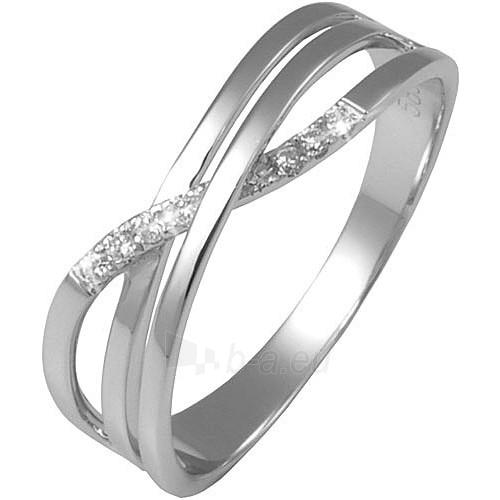 Avro Diamonds žiedas RGDIA112 (Dydis: 51 mm) Paveikslėlis 1 iš 1 310820017502