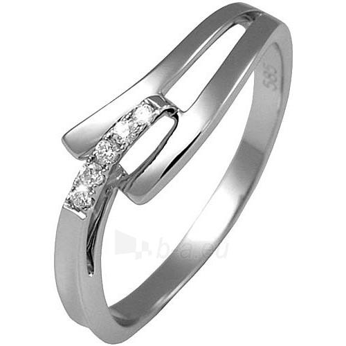 Avro Diamonds žiedas RGDIA114 (Dydis: 51 mm) Paveikslėlis 1 iš 1 310820017507