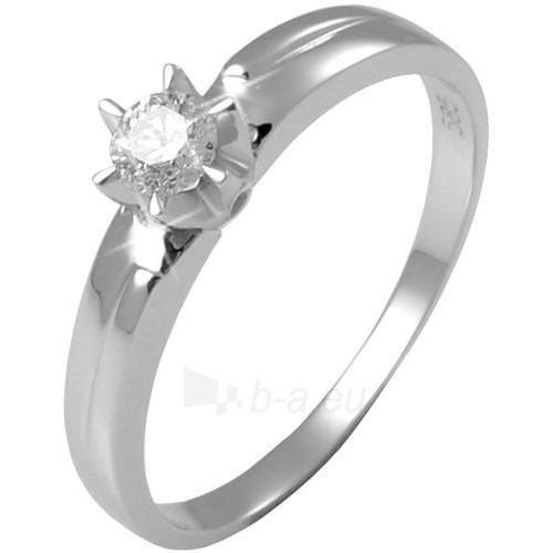 Avro Diamonds žiedas RGDIA115 (Dydis: 59 mm) Paveikslėlis 1 iš 1 310820017510