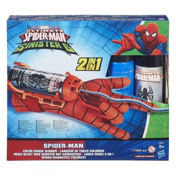 B5869 / B5752 Marvel Spider-Man pirštinės Paveikslėlis 1 iš 4 310820051497