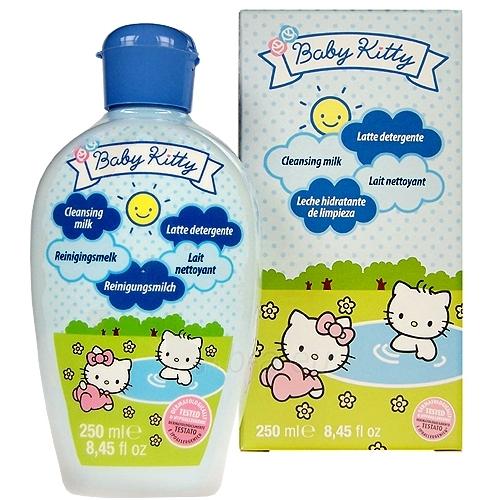 Baby Kitty Cleansing Milk Cosmetic 250ml Paveikslėlis 1 iš 1 30024900071