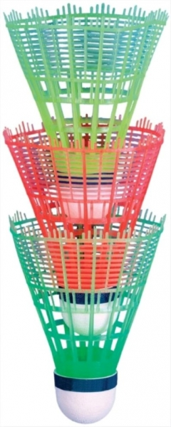 Badmintono plunksnelės SEAGULL 3vnt 02 Paveikslėlis 1 iš 1 310820040070