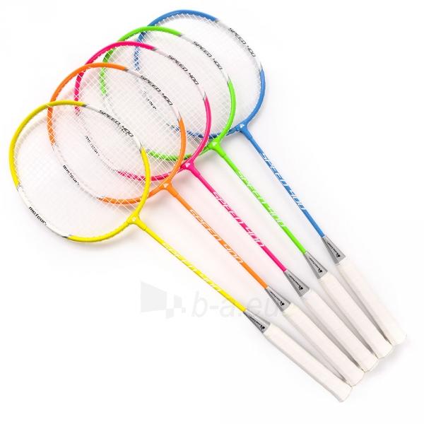 Badmintono raketė METEOR SPEED 400 Paveikslėlis 1 iš 24 310820098651