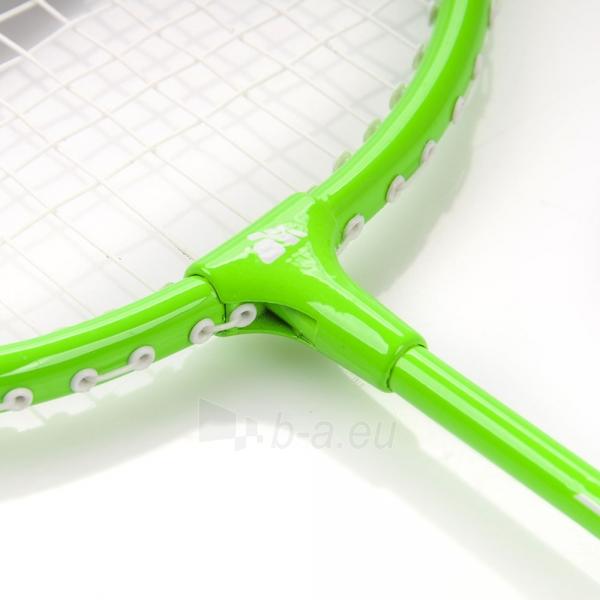 Badmintono raketė METEOR SPEED 400 Paveikslėlis 21 iš 24 310820098651