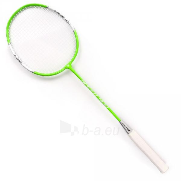 Badmintono raketė METEOR SPEED 400 Paveikslėlis 23 iš 24 310820098651