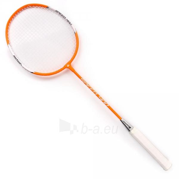 Badmintono raketė METEOR SPEED 400 Paveikslėlis 2 iš 24 310820098651