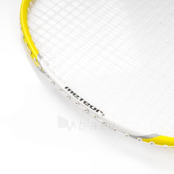 Badmintono raketė METEOR SPEED 400 Paveikslėlis 5 iš 24 310820098651