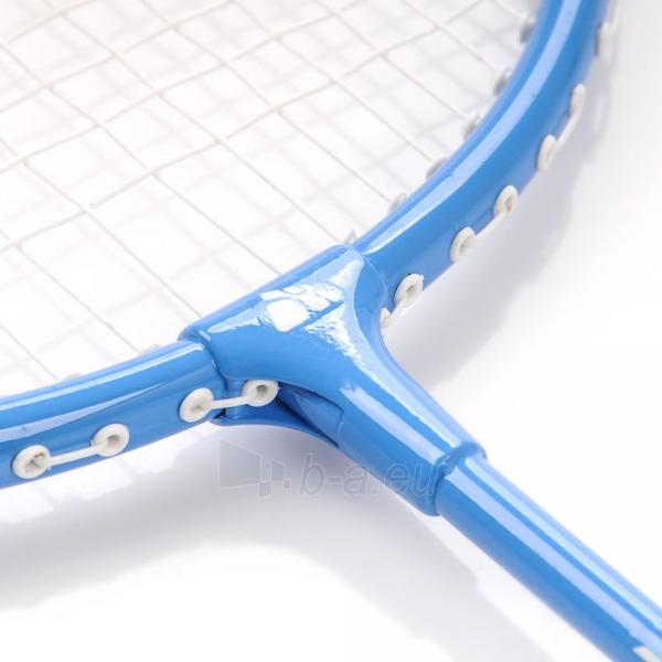 Badmintono raketė METEOR SPEED 400 Paveikslėlis 6 iš 24 310820098651