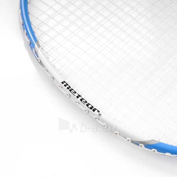 Badmintono raketė METEOR SPEED 400 Paveikslėlis 7 iš 24 310820098651