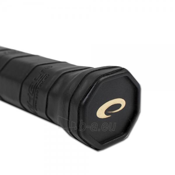 Badmintono raketė TOMAHAWK juoda Paveikslėlis 4 iš 9 30073700004