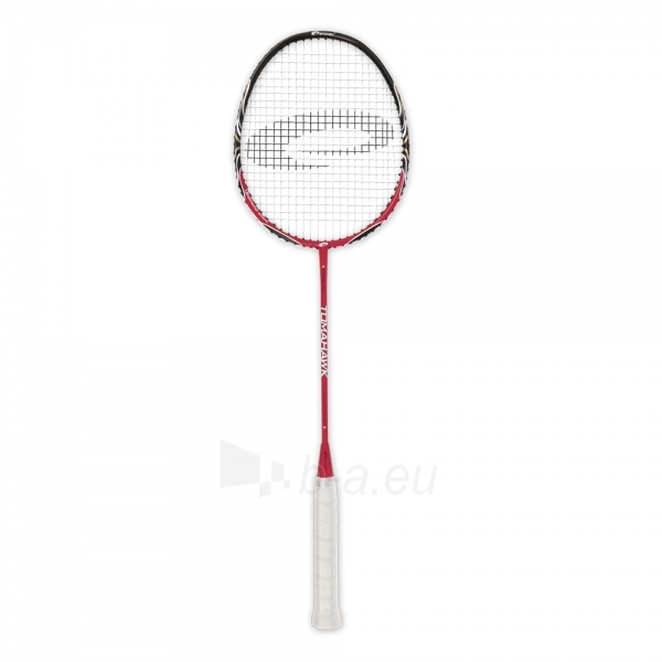 Badmintono raketė TOMAHAWK juoda Paveikslėlis 6 iš 9 30073700004