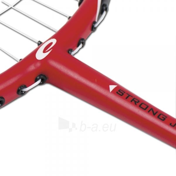 Badmintono raketė TOMAHAWK juoda Paveikslėlis 7 iš 9 30073700004