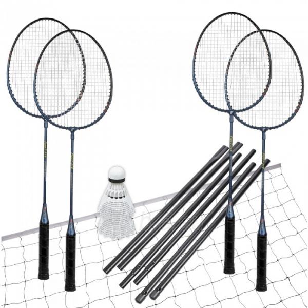 Badmintono rinkinys FUN START Paveikslėlis 3 iš 4 30073700015