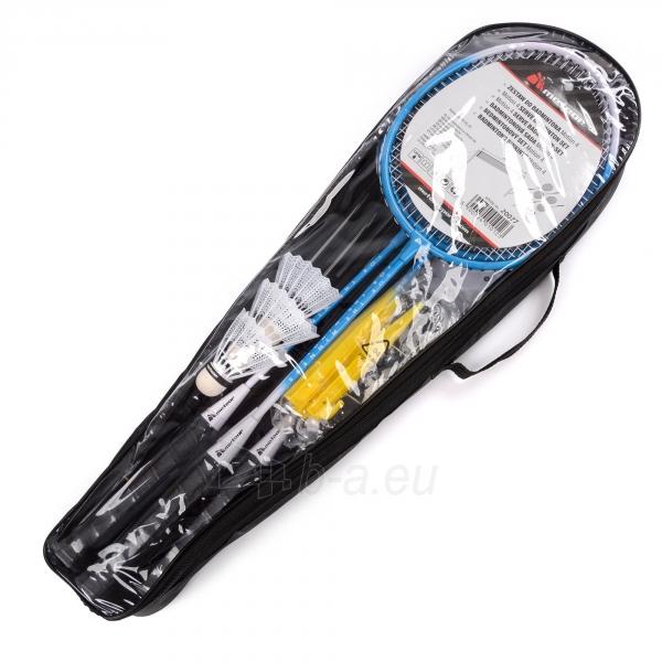 Badmintono rinkinys METEOR MOTION 4 Paveikslėlis 3 iš 6 310820223899