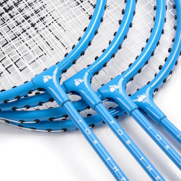 Badmintono rinkinys METEOR MOTION 4 Paveikslėlis 5 iš 6 310820223899