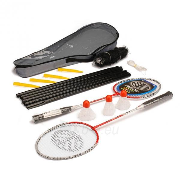 Badmintono rinkinys ROX 40000 Paveikslėlis 1 iš 1 310820037182