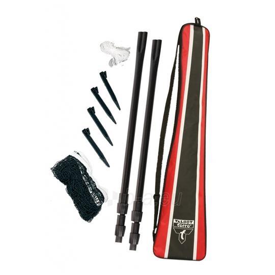 Badmintono rinkinys TALBOT TORRO NET POST ausi449599 Paveikslėlis 1 iš 1 310820180834