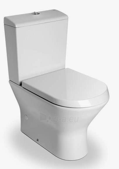 Bakelis klozeto Roca Nexo WC trumpas, baltas Paveikslėlis 1 iš 2 270713000728