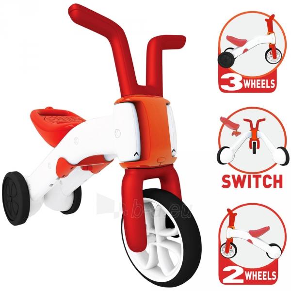 Balansinis dviratis Chillafish Bunzi Paveikslėlis 1 iš 12 310820004749